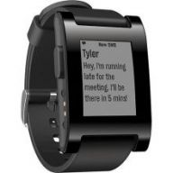 Часы Pebble E Paper Watch (Black)