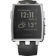 Pebble SmartWatch Steel (Silver) - умные часы для iOS/Android