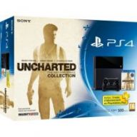 Игровая приставка Sony PlayStation 4 500Gb + Uncharted: The Nathan Drake Collection