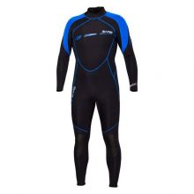 Гидрокостюм Bare Sport S-Flex 3/2мм Mens (Blue/2XL)