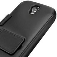 Кожаный чехол Noreve для Samsung Galaxy S4  GT-i9500 Tradition B leather case (Black)