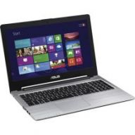 "Asus S56CA-WH31 Black 15.6"" Ultrabook 1.8 GHz Intel Core i3-3217U/4 GB DDR3/HDD500 GB HDD + 24 GB SSD/Intel HD Graphics 4000/Windows 8"