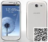 Samsung i9300 Galaxy S III 16Gb (White)