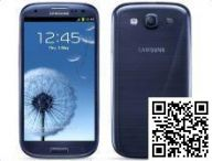 Samsung i9300 Galaxy S III 16Gb (Blue)