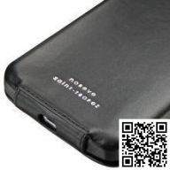 Кожаный чехол Noreve для Samsung GT-i9150 Galaxy Mega 5.8 Tradition Leather case (Black)