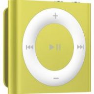 Apple iPod shuffle (4G) 2GB (Yellow)