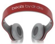 Monster Beats Solo HD by Dr. Dre with ControlTalk (Red)