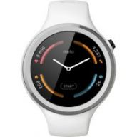 Motorola Moto 360 2nd Generation Sport (White) 45mm - умные часы дл¤ Android