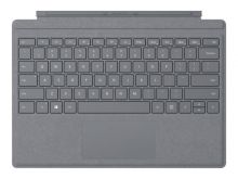 лавиатура с подсветкой Microsoft Surface Type Cover 5 Signature Alkantara (Platinum)