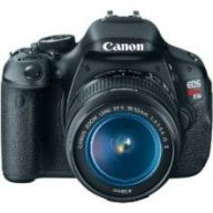 Canon EOS Rebel T3i (EOS 600D) Kit 18-55 IS II