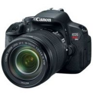 Canon EOS Rebel T4i Kit EF-S 18-135 IS STM