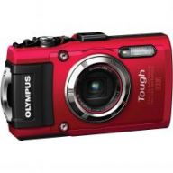 Фотоаппарат Olympus Tough TG-3 (Red)