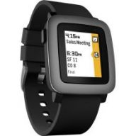 Pebble Time (Black) - умные часы для iOS/Android