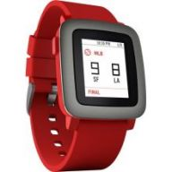 Pebble Time (Red) - умные часы для iOS/Android
