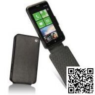 Кожаный чехол Noreve Tradition для HTC Titan (Black)