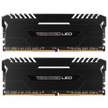 ћодули пам¤ти 16GB (2x8) DDR4 2400MHz Corsair VENGEANCE LED(CMU16GX4M2A2400C16)