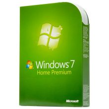 Операционная система Microsoft Windows 7 Home Premium Russian BOX