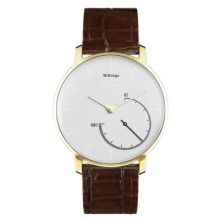 """мные часы Withings Activite Steel Luxury Special Edition (Gold/Brown)"
