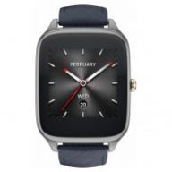 Asus ZenWatch 2 WI501Q Dark Blue Leather - умные часы для Android