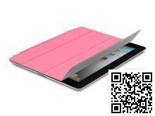 Apple iPad Smart Cover Polyurethane Pink MD308