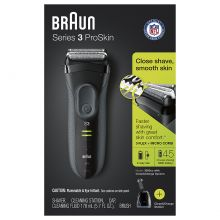 Электробритва Braun 3050cc Series 3 (Black-Grey)