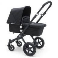 Коляска 2 в 1 Bugaboo Cameleon 3 Classic Collection (Black)