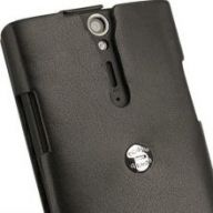 Кожаный чехол Noreve Tradition Sony Xperia S (Black)
