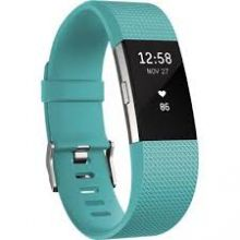 Браслет Fitbit Charge 2 HR (Teal) L