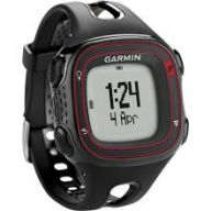 Garmin Forerunner 10 (Black-Red) - cпортивный навигатор