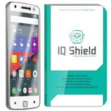 Защитное стекло IQ Shield Tempered Ballistic Glass Screen Protector для Motorola Moto Z
