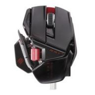 Mad Catz R.A.T.9 Wireless Gaming Mouse Gloss Black USB - игровая мышь